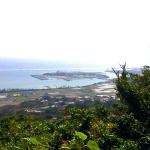 玉城城からの奥武島