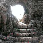 玉城城門入口