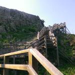 玉城城階段