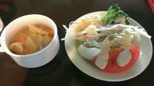 ベジーツ サラダ スープ