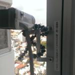 ゴリラポッド 窓の取っ手
