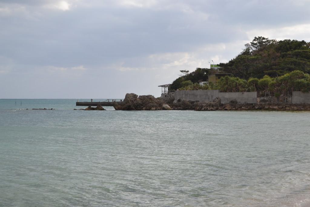 アーヂ島 建物
