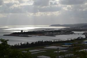 奥武島 全景