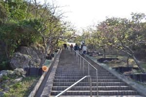 08八重瀬公園_階段