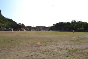 26八重瀬公園_頂上_野球場