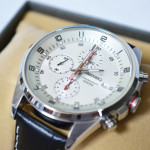 【レビュー】安くても高級感。腕時計 SEIKOクロノグラフSNDC87PD