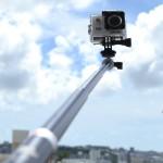 きちんと選ぼう自撮り棒!GoPro、コンデジ、一脚に、色々使える「EC Technology」