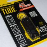 小型LEDライトならこれ一択!NITECORE TUBE