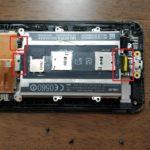 Zenfone2のバッテリーパック交換は難しくない【ZE551ML】